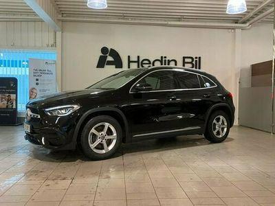 begagnad Mercedes 200 GLA BenzAmg Line 2021, Halvkombi Pris 364 900 kr