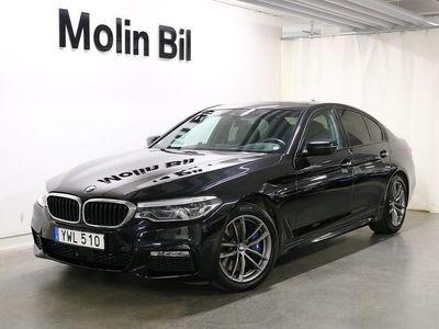 begagnad BMW 540 d xDrive Sedan M Sport / Navigation / 1.95% ränta