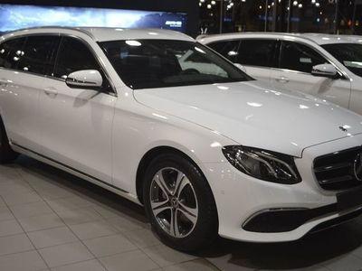 begagnad Mercedes E200 E 200 D KOMBI FLEET