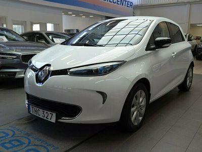 begagnad Renault Zoe R240 22kWh 88HK Life / Navi / Backkamera