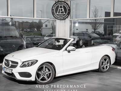 begagnad Mercedes C200 / AMG / från 3123:-mån /