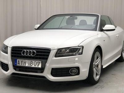 brugt Audi A5 Cabriolet 2.0 TFSI (211hk)