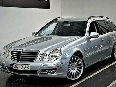 begagnad Mercedes E320 CDI 7G-Tronic Sport GPS 224hk