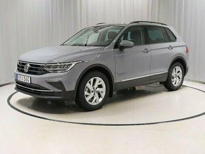 begagnad VW Tiguan 1.5 TSI 150 DSG7 2021, SUV Pris 315 700 kr