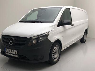 gebraucht Mercedes Vito 116 CDI W640 (163hk)