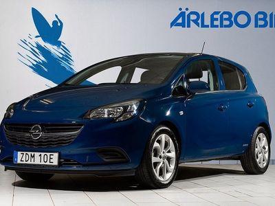 begagnad Opel Corsa Enjoy 1.4 Automat, Pluspaket