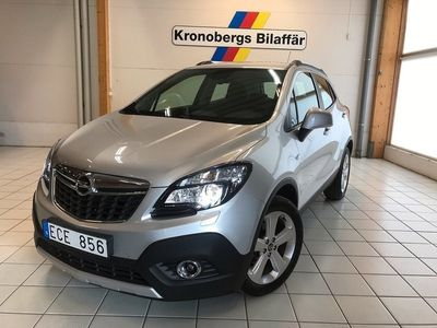 begagnad Opel Mokka 1,7 tdi 4*4