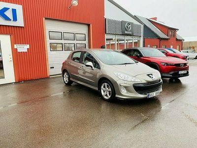 begagnad Peugeot 308 5-dörrar 1.6 HDi FAP EGS 111hk