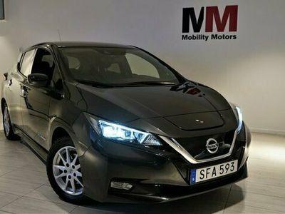 begagnad Nissan Leaf 40 kWh 149hk / N-CONNECTA