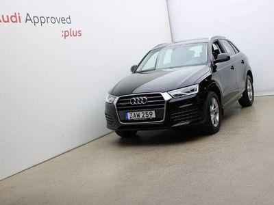 begagnad Audi Q3 Quattro 2.0 TDI S-Tronic Sport 2018, SUV Pris 229 000 kr