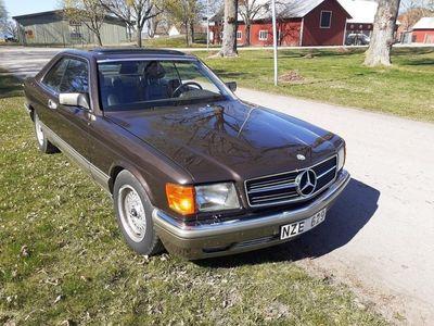 begagnad Mercedes 420 låga mil