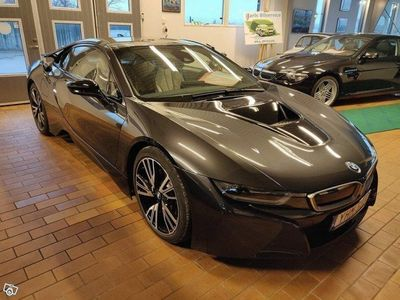 begagnad BMW i8 -14