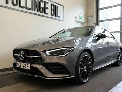begagnad Mercedes CLA250 E