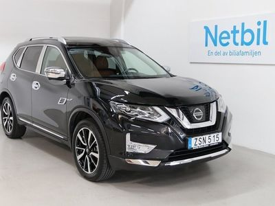 begagnad Nissan X-Trail 1.6 dCi XTRONIC Euro6 7-sits 130hk