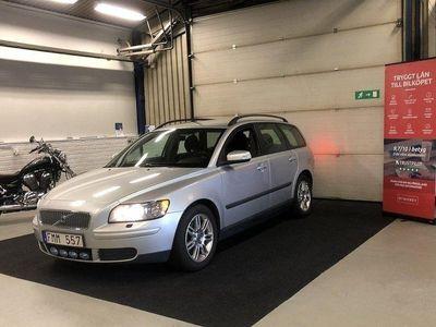 begagnad Volvo V50 2.0 D AC 136hk NY BYTT KAMREM M.M