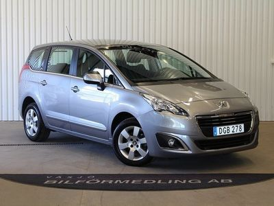 begagnad Peugeot 5008 1.6 HDi FAP 7sits 114hk