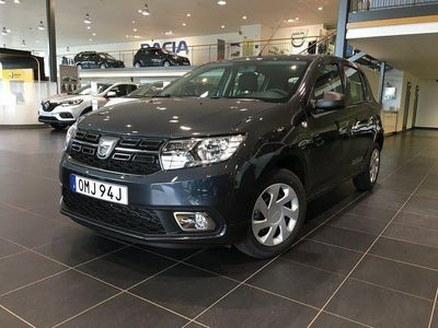 begagnad Dacia Sandero FAMILY EDITION 0.9L 90HK TCE BE