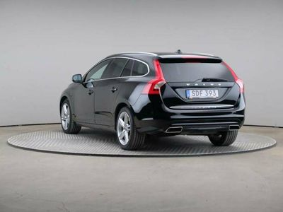 begagnad Volvo V60 D5 Awd Twin Engine Classic Summum