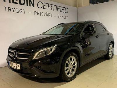 begagnad Mercedes GLA200 - Benz - Benz