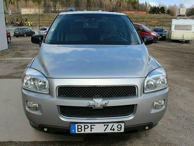 begagnad Chevrolet Uplander 3.9 V6-Handikapp anpassad- 4600MIL(243Hk)