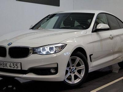 begagnad BMW 320 Gran Turismo d M-Ratt Euro 6 184hk