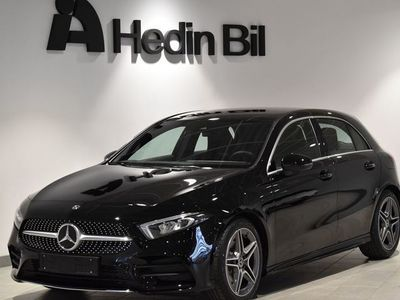 begagnad Mercedes A180 // AMG-Line // Backkamera
