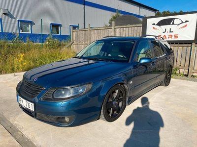 begagnad Saab 9-5 Sport 2.0 T*Nyservad*Kamkedja*DRAG*