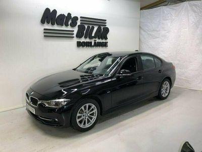 begagnad BMW 320 d Xdrive Sedan 190 Hk Manuell Sport