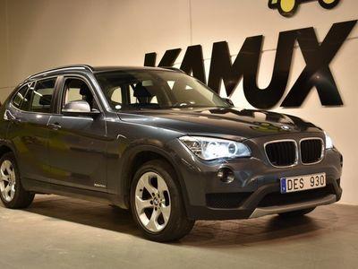 begagnad BMW X1 xDrive18d Steptronic 143hk | Rattvärme