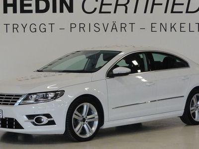 begagnad VW CC 2,0 TDI Aut R-Line Premium Drag
