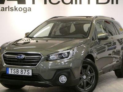 begagnad Subaru Outback 2.5I Summit Demo