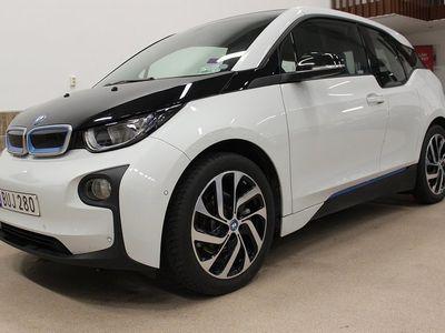 begagnad BMW i3 REX Automat Comfort Euro 6 170hk