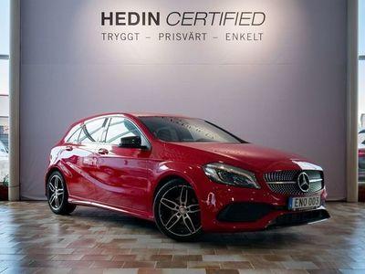 used Mercedes A180 // AMG & Nightpackage //