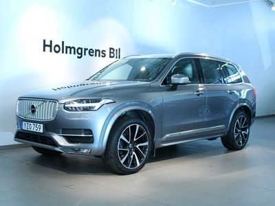 begagnad Volvo XC90 T5 AWD Inscription 7-Säten, Navi, VOC