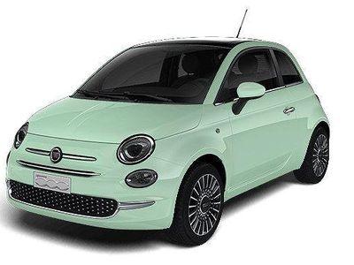 begagnad Fiat 500 1.2 Lounge Kampanj