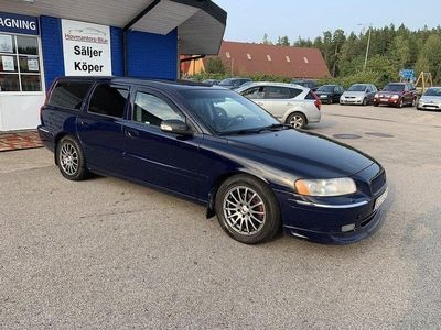 begagnad Volvo V70 2.4D Automat Kinetic NYBES DVD