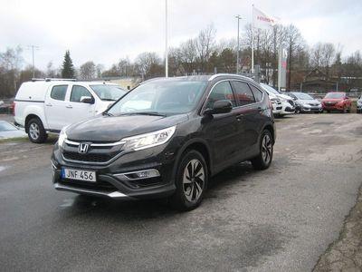 begagnad Honda CR-V 1.6 LIFESTYLE 4WD Automat Euro 6 160hk