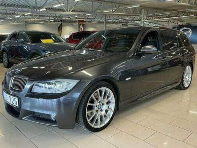 begagnad BMW 325 i Automat M-Sport Touring 2008, Kombi Pris 89 000 kr