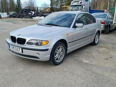 begagnad BMW 325 XI