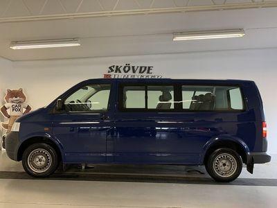 begagnad VW Shuttle 1.9 TDI 9-Sits/Dragkrok ev byte/finans