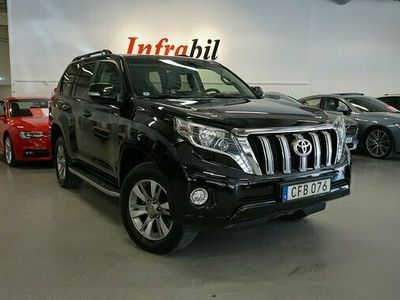 begagnad Toyota Land Cruiser 3.0 D-4D Executive 4WD 2014, SUV Pris 379 985 kr