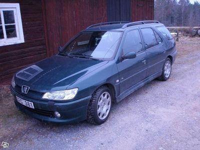 begagnad Peugeot 306 Xs 1,8 Kombi -00