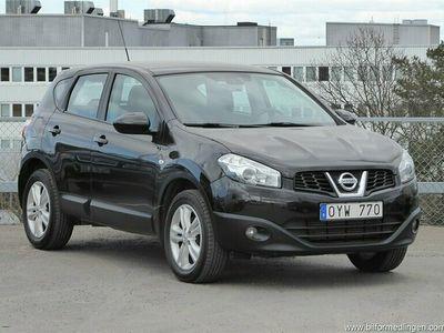 begagnad Nissan Qashqai 1.5 dCi DPF Navi Backkamera 2012, SUV 64 500 kr