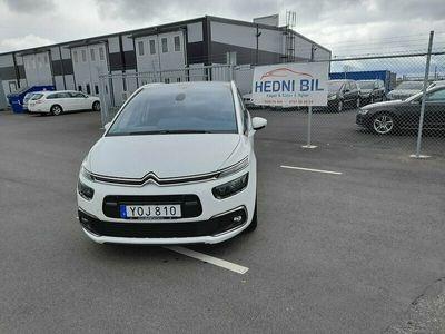 begagnad Citroën Grand C4 Picasso 1.6 BlueHDi EAT Euro 6 7-sits 120hk