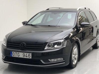 brugt VW Passat Variant 2.0 TDI BlueMotion Technology (170hk)
