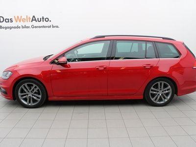 begagnad VW Golf Sportscombi 1.4 TSI 150 DSG7 GT/R-line/Plus/Klima