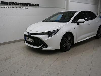 begagnad Toyota Corolla Hybrid Corolla VersoSTYLE 2,0 Aut 2019, Kombi Pris 249 000 kr