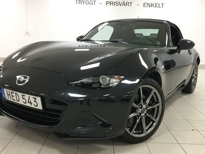 begagnad Mazda MX5 2.0 Sport 160hk Soft-Top Navi