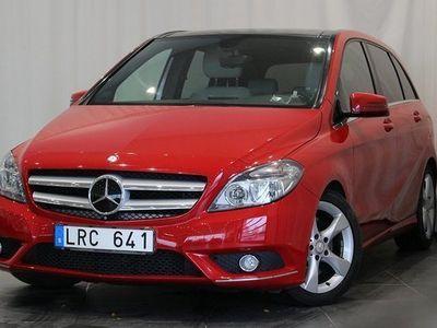 begagnad Mercedes B250 B BenzBlueEff Aut Panorama 2013, Halvkombi 169 000 kr