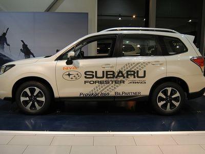 begagnad Subaru Forester 2.0 (150hk) XS *Låg Skatt 1.2 -18